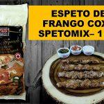 Espeto de Coxa de Frango – 1kg