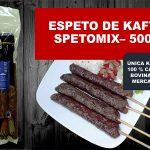 Espeto de Kafta Bovina – 500g