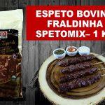 Espeto de Fraldinha Bovina – 1kg