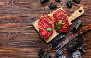 Os benefícios da carne vermelha!